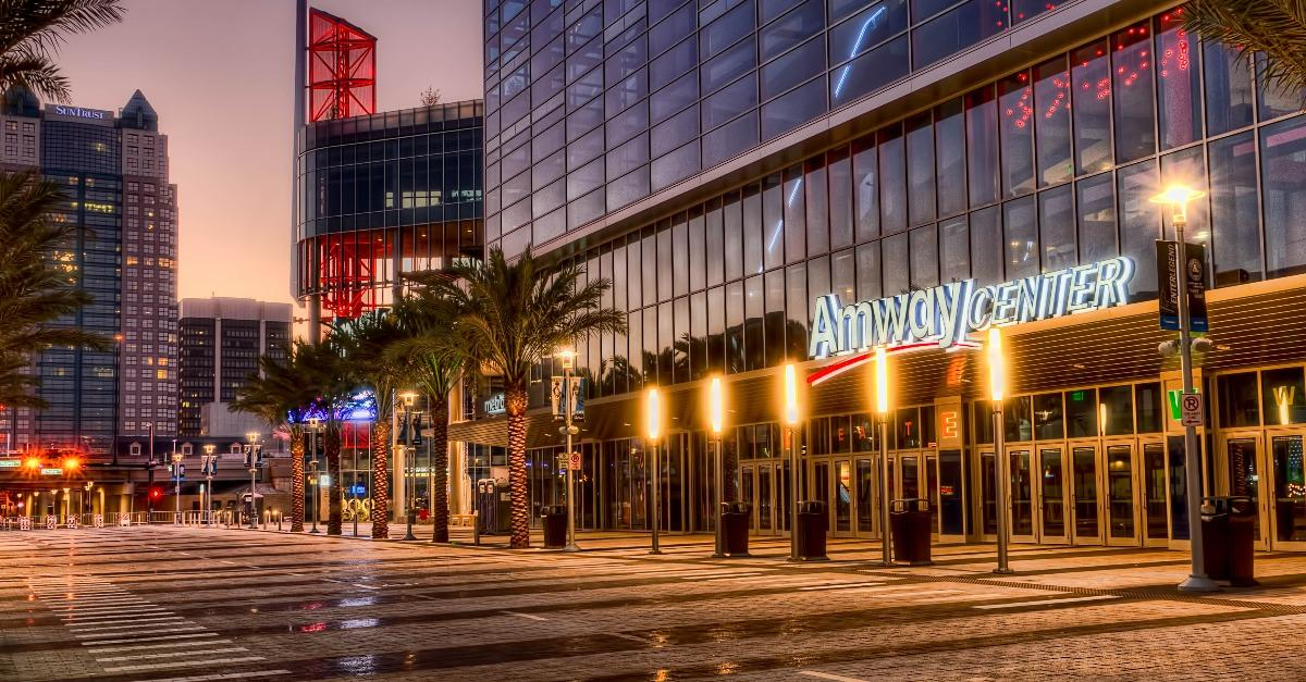 Amway Center Tickets in Orlando