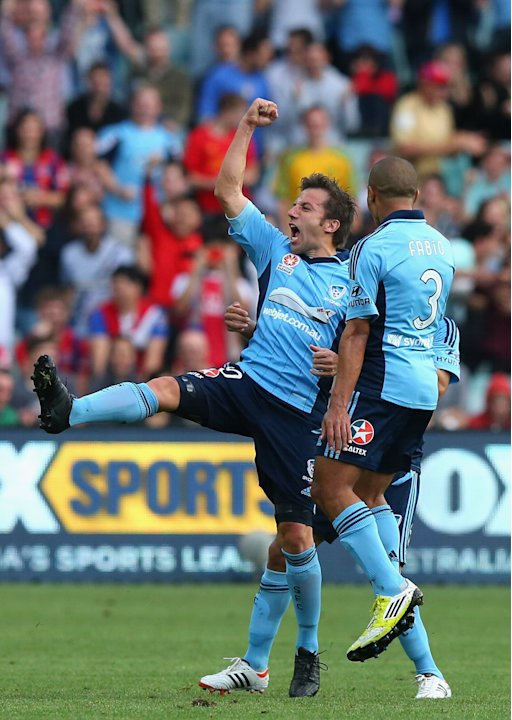 A-League Rd 2 - Sydney FC v Newcastle