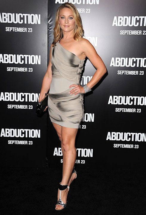 Abduction LA Premiere 2011 Elisabeth Rohm