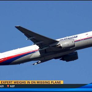 Local expert weighs in on missing plane