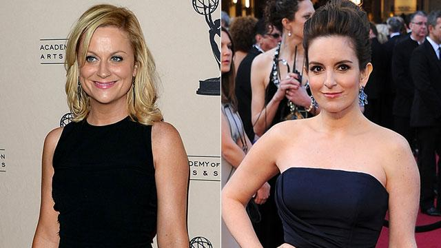 Amy Poehler & Tina Fey to Host the Golden Globes
