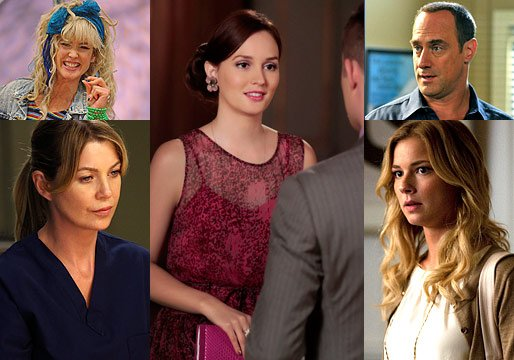 Ask Ausiello: Spoilers on Gossip Girl, Grey's Anatomy, SVU, Community, HIMYM and More!