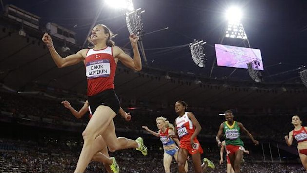 Athletics - Olympic champ Cakir faces life ban