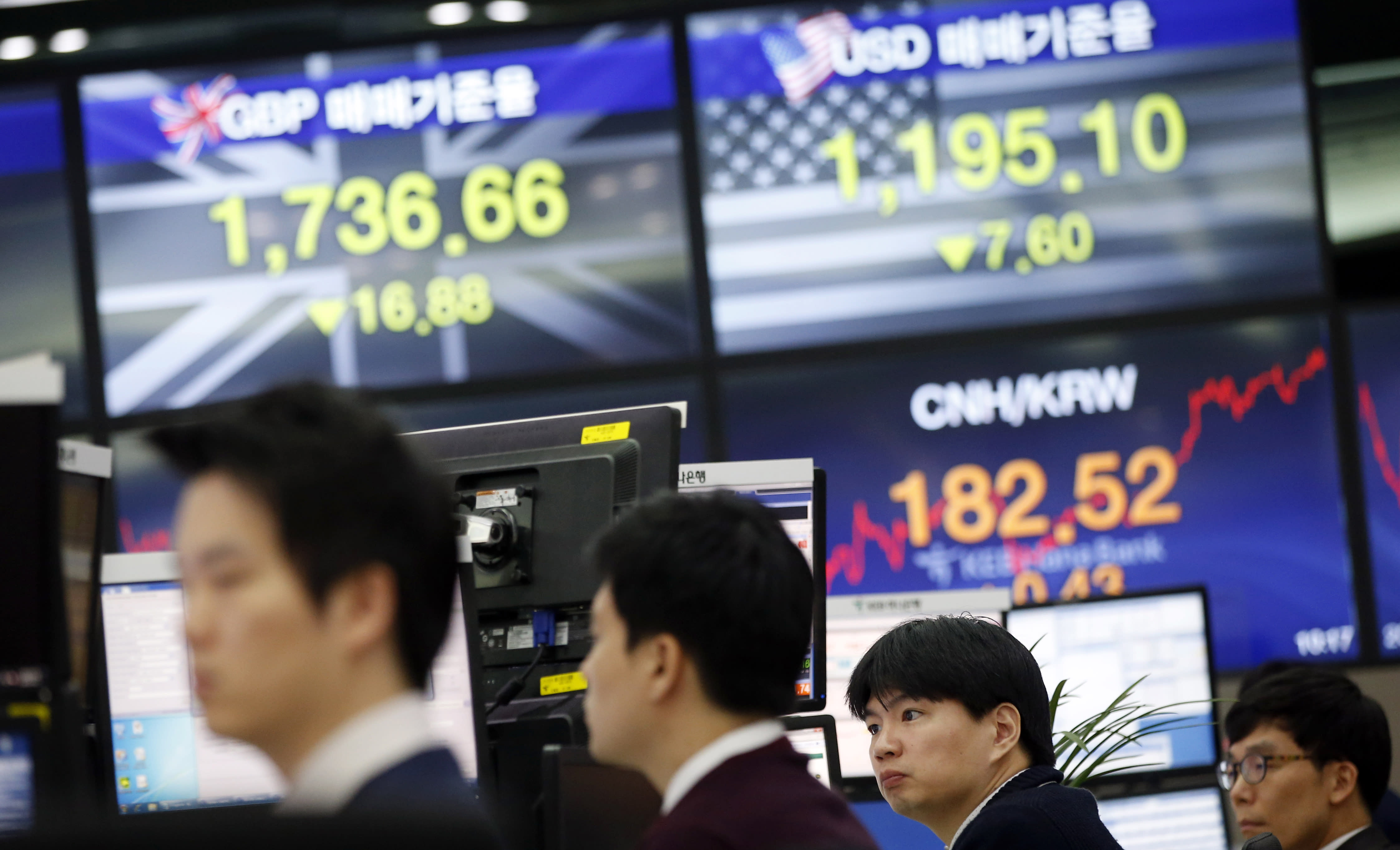World markets shudder as economy jitters take center stage