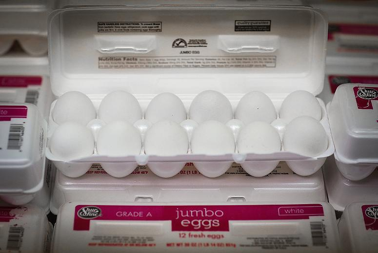 Bird Flu Is Changing the Egg-Shopping Game