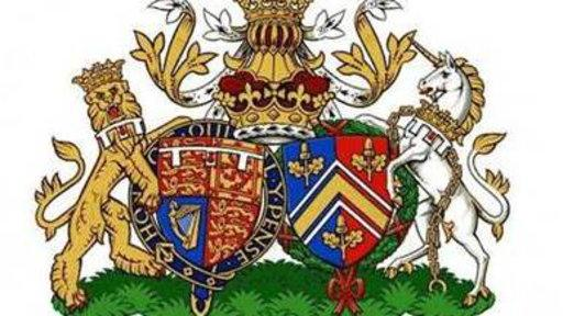 Royal Coat of Arms Unveiled for Will, Kate