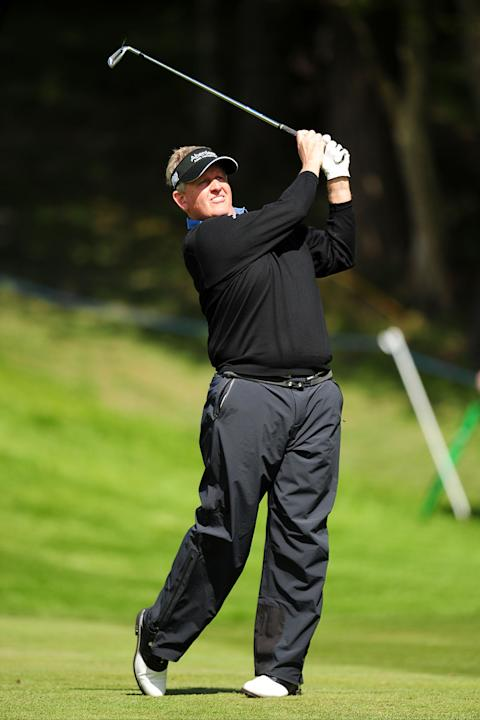 Golf - Colin Montgomerie File Photo