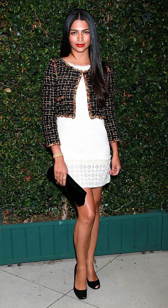 Camilla Alves Chanel Benefit