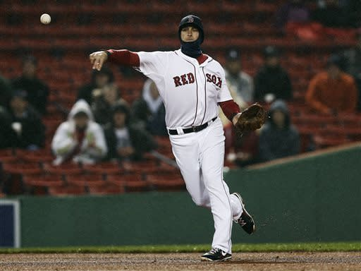 Colon, A's beat Sox 13-0 in rain-shortened game
