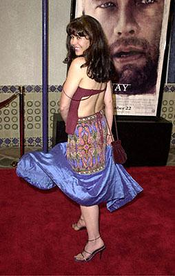 Premiere: Maria Conchita Alonso at the Westwood premiere of 20th Century Fox's Cast Away - 12/7/2000