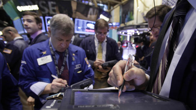 Dow down 205 as weak earnings drag market lower