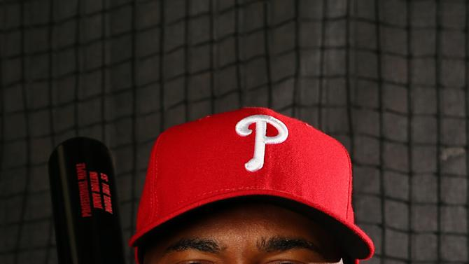 Philadelphia Phillies  Photo Day