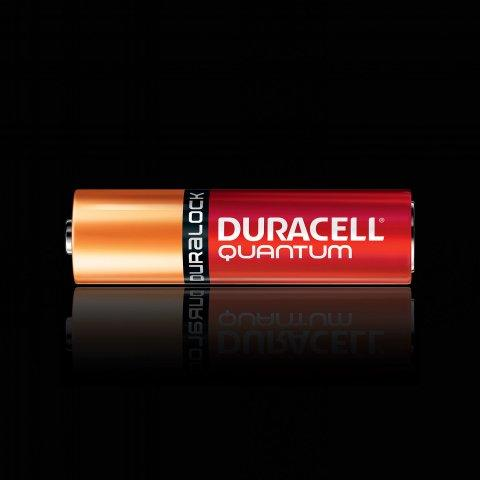 Duracell® Introduces Quantum™ The World's Most Advanced Alkaline Battery