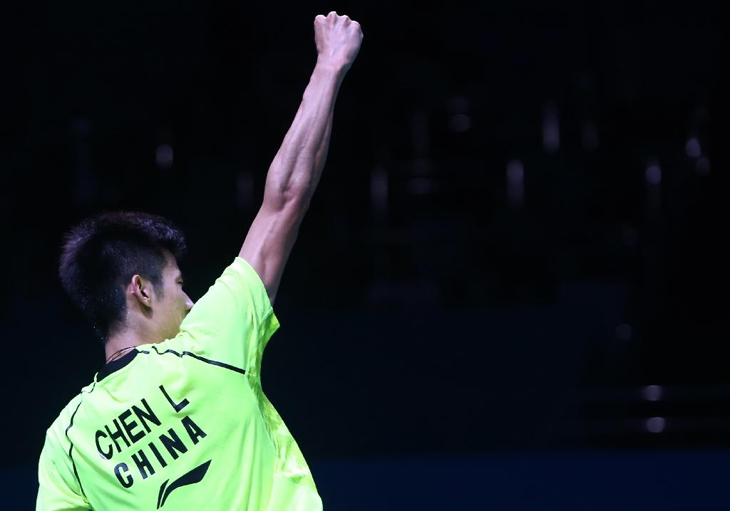 World champion Chen wins Superseries title