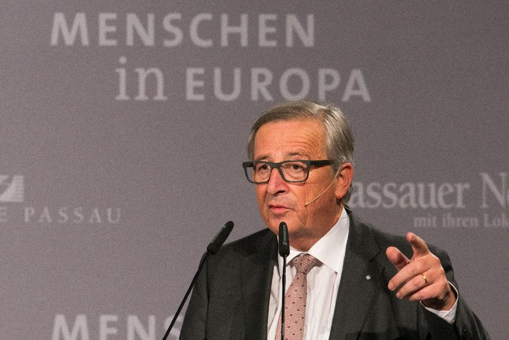 The West must 'treat Russia properly': Juncker
