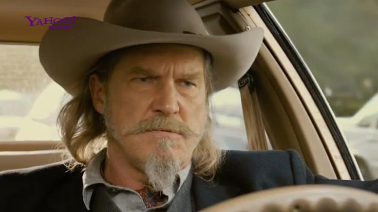 "- Jeff Bridges is ""underwhelmed"" by his new film"