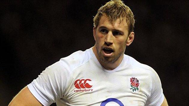 Chris Robshaw (PA Photos)