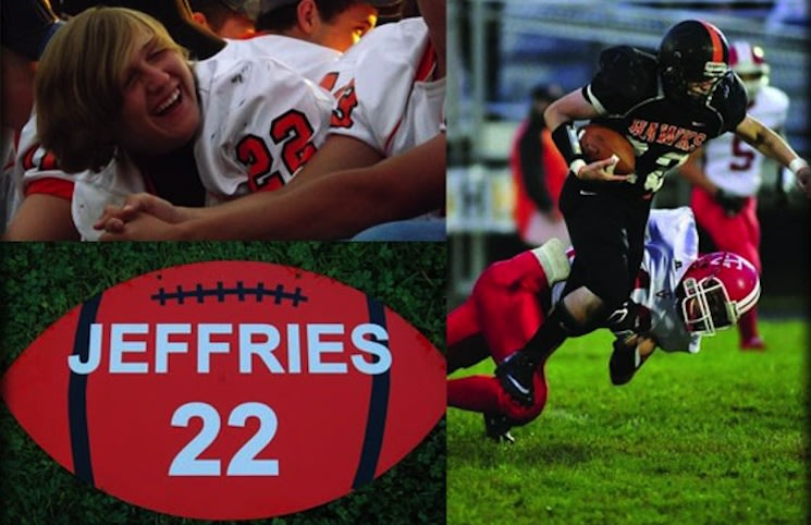Dylan Jeffries was a beloved member of the South Harrison football team — Dylan Jeffries Medical Fund