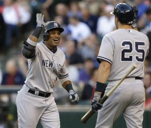 Hughes and homers lead Yankees past Seattle 6-1