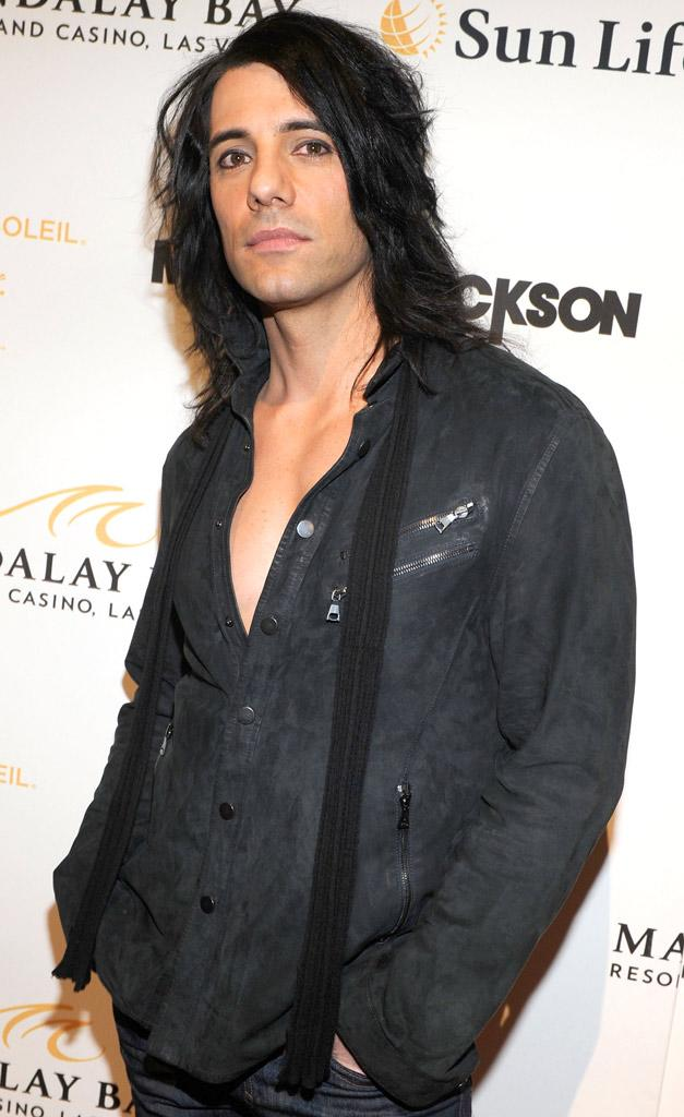 Criss Angel Las Vegas Premiere Of Michael Jackson The Immortal