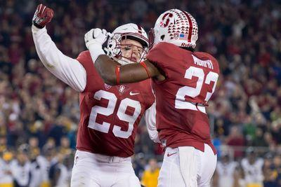 COLLEGE FOOTBALL GAMBLING: Oklahoma, Stanford and Week 13's other 14 best bets