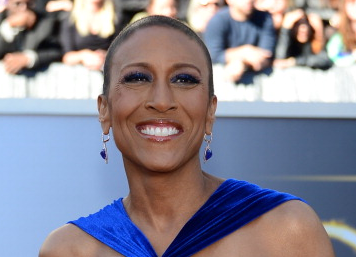 Robin Roberts Hospitalized, But Feeling 'MUCH Better'