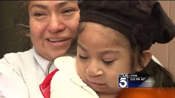 Santa Ana Family Seeks Help After Wheelchair Stolen From 4-Year-Old Girl Named Miracle