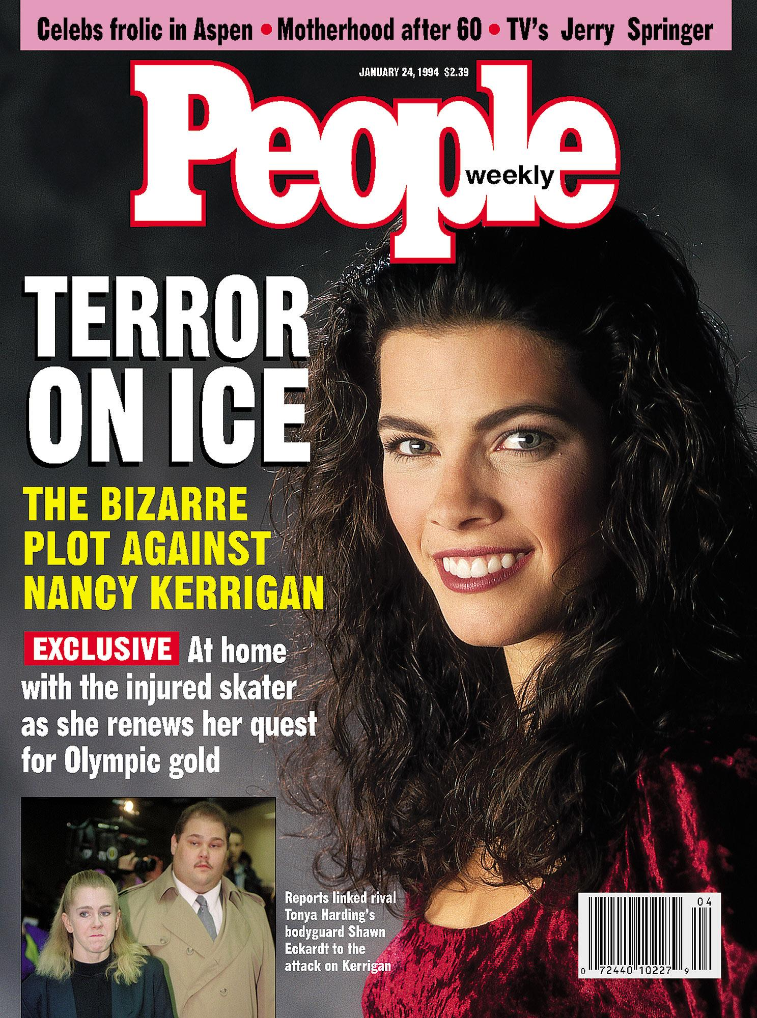 Never-Before-Seen Evidence Emerges in the Case Against Tonya Harding for the Nancy Kerrigan Attack