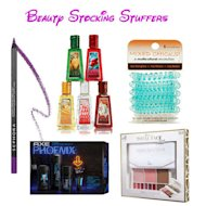 Beauty Stocking Stuffers