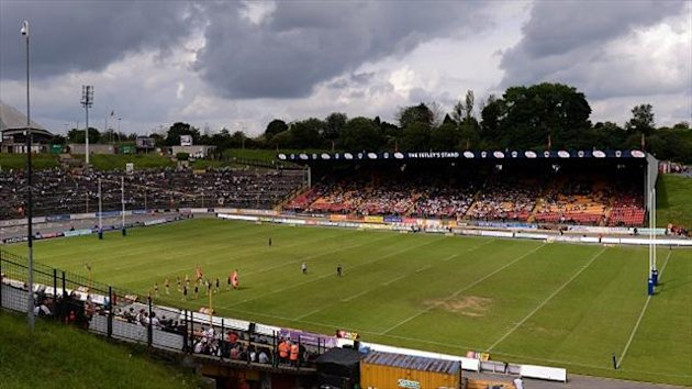 Odsal Stadium last played host to speedway in 1997