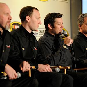 Pearn prepared to be Truex Jr.'s crew chief