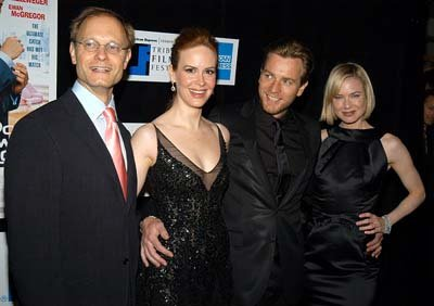 David Hyde Pierce, Sarah Paulson, Ewan McGregor and Renee Zellweger