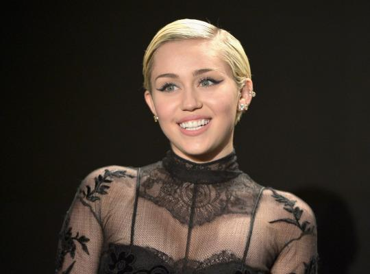 Miley Cyrus Identifies As Pansexual. What Does That Mean, Exactly?