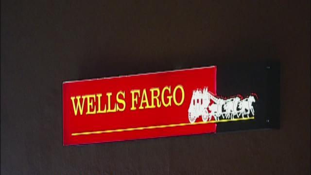 Bank robbery at Well Fargo on North Chester
