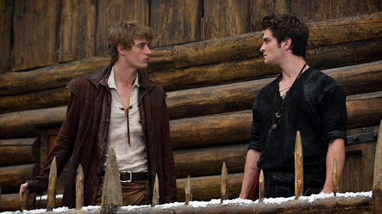 Red Riding Hood Warner Bros. Pictures 2011 Max Irons Shiloh Fernandez
