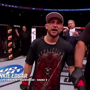 Fight Night Austin: Frankie Edgar Highlights