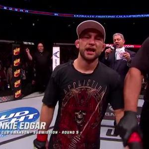 Fight Night Austin: Frankie Edgar Highlights