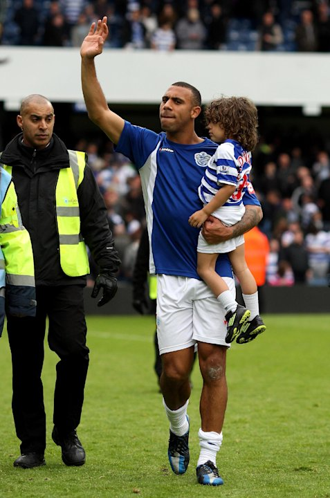 Anton Ferdinand insists the QPR fans 'have been special' in their support