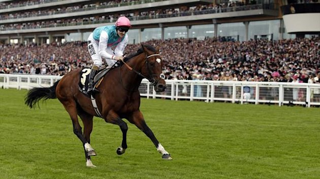 Frankel in action