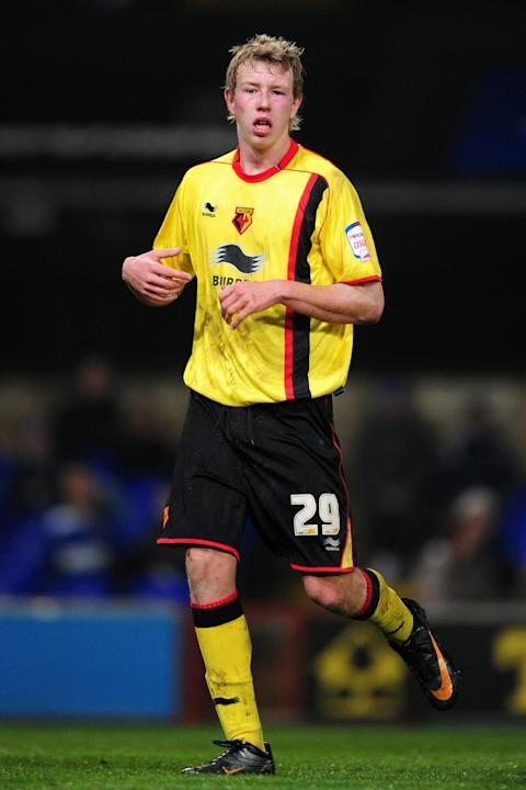 Watford have loaned Adam Thompson to Wycombe