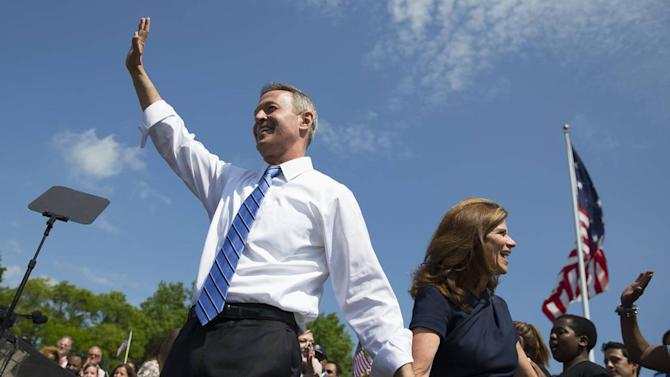 Martin O'Malley Announces 2016 White House Bid