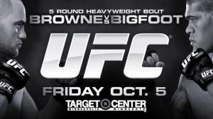 UFC on FX 5: Browne vs. Bigfoot Attendance and Live Gate