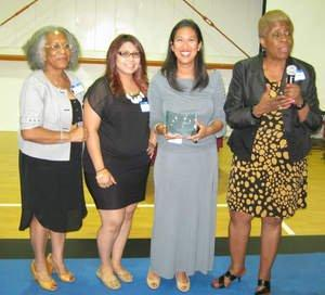 Effex Receives North Texas Job Corps Center Appreciation Award for Excellence in Employment Partnership