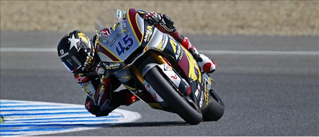 El piloto britnico de Moto2, Scott Redding (Kalex). EFE/Archivo