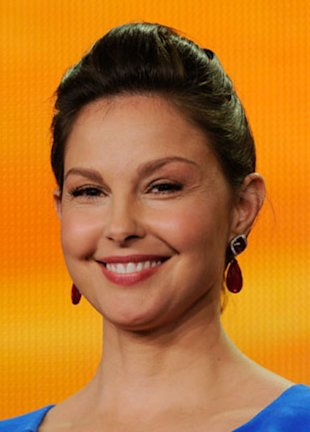 Ashley Judd in Pasadena, Calif. on Jan. 10, 2012.