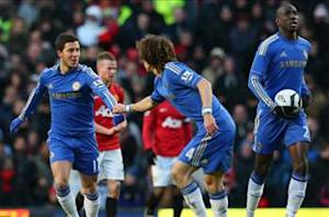 Manchester United 2-2 Chelsea: Blues stage remarkable comeback to force replay