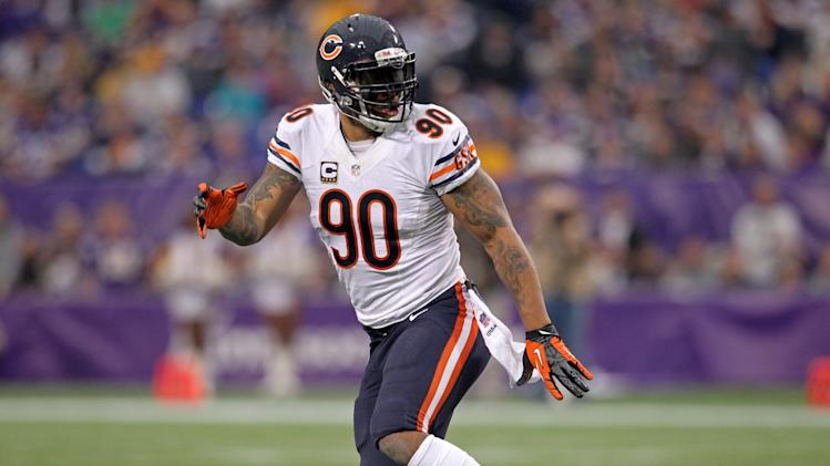 Julius Peppers cut by the Chicago Bears, which veterans might b…