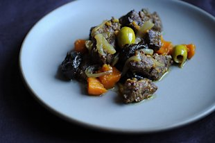 MOROCCAN LAMB