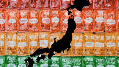 Taco Bell Brings 'Taco Rice' and Quesadillas to Japan Starting April 21
