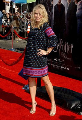 Emily Procter at the Hollywood premiere of Warner Brothers' Harry Potter and the Order of the Phoenix